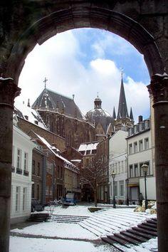 Aachen , my favorite spot