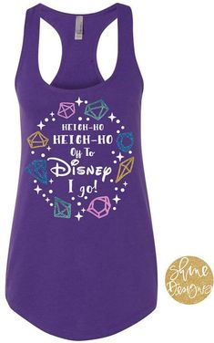 Heigh Ho Heigh Ho Off To Magical I go - Snow White and the Seven Dwarfs Glitter Shirt Disney World Shirts, Disney Diy, Disney Shirts, Disney Outfits, Disney Clothes, Disney Fashion, Disneyland Outfits, Funny Outfits, One Direction Shirts
