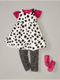 Obsessed! Oh Baby Gap! My baby girl needs this outfit asap!