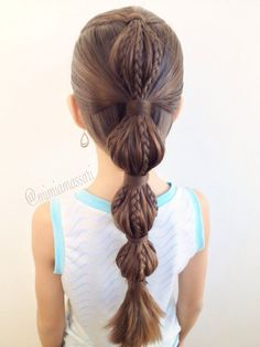These are some of my favorite very easy hair styles for girls. Are you looking for quick & easy hairstyles for your daughter? Check out these simple yet cute hairstyles for little girls every mom must know. Kids Braided Hairstyles, Little Girl Hairstyles, Pretty Hairstyles, Child Hairstyles, Hairstyle Ideas, Hair Ideas, School Hairstyles, Creative Hairstyles, Updo Hairstyle