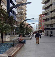 Equipamiento: espacios, construcciones y/u objetos, que por lo regular son públicos y usados para llevar a acabo actividades.