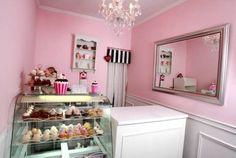 Small Cupcake shop!