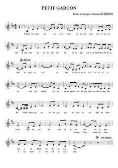 Partition guitare petit garcon graeme allwright Violin Sheet Music, Saxophone, Graeme Allwright, Words, Cat Stevens, Kirigami, Princesses, Crochet, Musicals