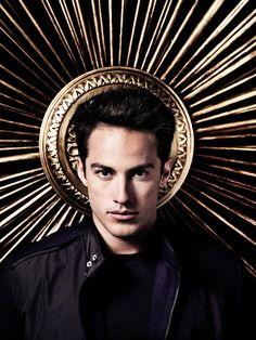 "The Vampire Diaries S4 Michael Trevino as ""Tyler Lockwood"""