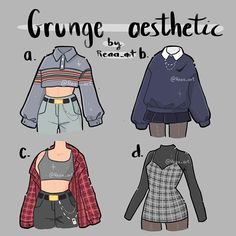 Edgy Outfits, Teen Fashion Outfits, Anime Outfits, Retro Outfits, Grunge Outfits, Cute Casual Outfits, 70s Fashion, Batman Outfits, Fashion Tips