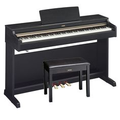 CLICK IMG FOR THE BEST PRICE ONLINE // Yamaha YDP162 Arius Digital Piano with Bench - Rosewood or Black 88-key weighted : http://erpiano.com/B/1302210001/Yamaha_YDP162_Arius_Digital_Piano_with_Bench_-_Rosewood_or_Black_88-key_weighted // Our featured post keeps going on at www.digitalpianobestreview.com ER Music Gallery Official Website is www.erpiano.com Come visit us now and get the best price in the US! #digitaldevice #piano #pianocover #bigtime #bigsale