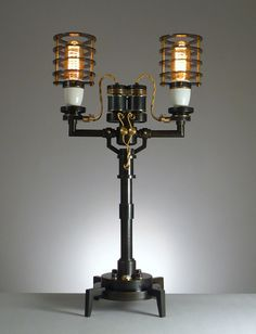 The Machine Light Series of Frank Buchwald model no.07