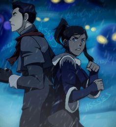 mako and korra relationship season 2