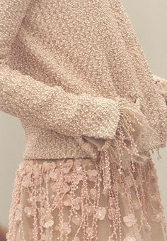 Chanel Haute Couture Spring 2004 Details