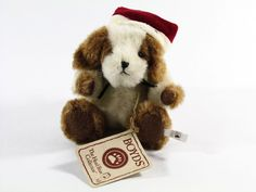 New with tags Boyds Bears Christmas Peace Puppy Dog #567200-4 #Christmas