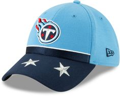 2018 sneakers exclusive shoes best choice Tennessee Titans New Era Mega Team Neo 39THIRTY Flex Hat - Navy ...