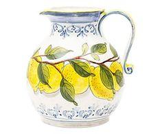 Vaso in terracotta Limoni - 30x28x30 cm