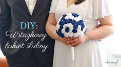 Adorosa - Get inspired: DIY: Wstążkowy bukiet ślubny