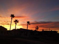 Amazing sunrise Lake Havasu City Az, Amazing Sunsets, Sunrises, Celestial, Outdoor, Outdoors, Lake Havasu Arizona, Sunrise, Outdoor Games