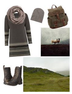 """Ireland"" by gardenofroses on Polyvore featuring Frye, Lauren Manoogian, Aéropostale and country"