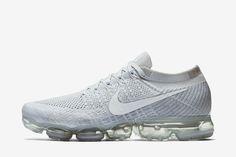 Nike Air VaporMax Flyknit 'Pure Platinum' - EU Kicks: Sneaker Magazine