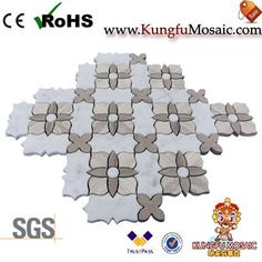 Stone Mosaic Tile, Marble Mosaic, Mosaic Tiles, Travertine, Granite, Stepping Stones, Kids Rugs, Outdoor Decor, Home Decor
