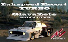 Assetto Corsa   Zakspeed Escort GR.5 Turbo[Beta mod test]   GlavaZete