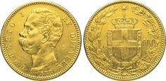 NumisBids: Numismatica Varesi s.a.s. Auction 65, Lot 682 : SAVOIA - UMBERTO I (1878-1900) 100 Lire 1883 Roma. Pag. 569 MIR...