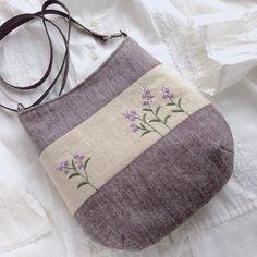 sweet lilac purse
