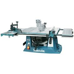 has been developed as a cost-competitive sister model of Model Aluminium die cast, precision machined table top remains flat and true for out of the box accuracy Large cutting capacit. Easy Woodworking Ideas, Woodworking Tools, Metal Chop Saw, Circular Saw Jig, Makita Power Tools, Tool Table, Router Table, Mobile Workshop, Metal Shop