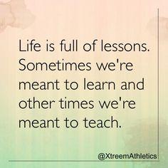 #LessonsOfLif