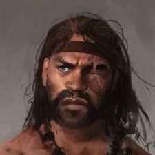 Karoosh (concept for Far Cry® Primal) Dnd Characters, Fantasy Characters, Far Cry Primal, Samar, Underwater, Videogames, Fantasy Art, Concept Art, Campaign