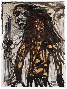 Jonathan Meese - Balthysmeese IV