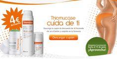 Este mes descuento de 4 € en toda la Gama Thiomucase. Aprovecha, esta estupendísima oferta! :)