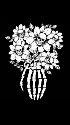 None of these images are mine =) Skull Coloring Pages, Coloring Book, Adult Coloring, Skull Rose Tattoos, Skull Wallpaper, Skulls And Roses, Skull Art, Cute Art, Aesthetic Wallpapers