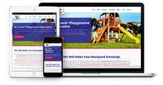 Dream Play Rec Website