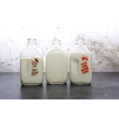 * half-gallon-milk-bottles.htm and also vintage-soda-crates.html