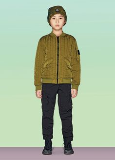 Kid's Wear - Stone Island Junior