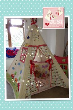 Cars and Diggers Magical Teepee - Vroom vroom!, £145.00