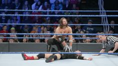 SmackDown 12/20/16: AJ Styles. vs. James Ellsworth – WWE Championship Match