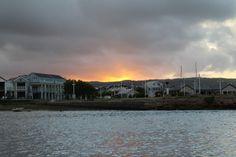 Sunrise in Knysna