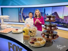 Julie Myrtille on Fox7-5W-comp