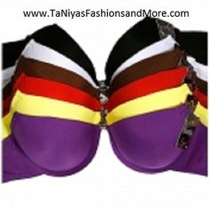 'Heart Center Front Bras 36C (Total of 6)' is going up for auction at  8pm Sat, Aug 31 with a starting bid of $5.