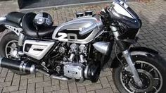 Image result for motorcycle cafe racer goldwing
