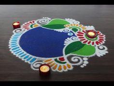 Beautiful and attractive rangoli designs for diwali Rangoli Designs Simple Diwali, Simple Rangoli Border Designs, Rangoli Simple, Rangoli Designs Latest, Rangoli Designs Flower, Free Hand Rangoli Design, Small Rangoli Design, Colorful Rangoli Designs, Rangoli Ideas