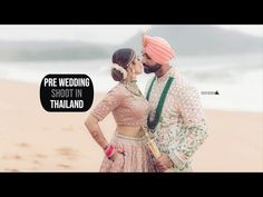 Can't stop ourselves drooling on this Couples Beautiful Pre Wedding shoot in Thailand. Perfect Couple combination of Beauty of the Bride and Swag of the Groo. Punjabi Couple, Punjabi Bride, Punjabi Wedding, Wedding Film, Wedding Wear, Wedding Shoot, Bridal Make Up, Wedding Make Up, Clothing Photography