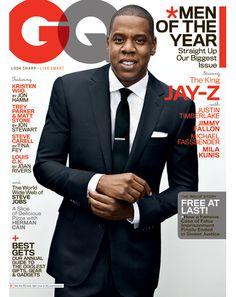 Jay - Z, GQ