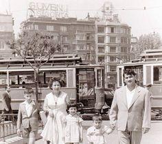 Taksim, 1950'ler #istanlook #birzamanlar #nostalji #istanbul