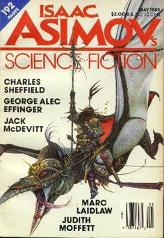 Isaac Asimov Science Fiction Magazine - May 1989