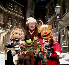 The Muppet Christmas Carol - 1992 with Michael Caine