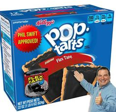 """Forty-Six Horrifying Pop Tart Flavors That Are Fake, Thank God - Funny memes that """"GET IT"""" and want you to too. Get the latest funniest memes and keep up what is going on in the meme-o-sphere. Funny Food Memes, Really Funny Memes, Stupid Funny Memes, Funny Relatable Memes, Fuuny Memes, Funniest Memes, Fun Funny, Crush Memes, Weird Food"""