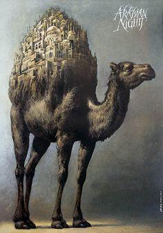 Arabian Nights, Wieslaw Walkuski