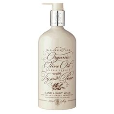 HAND & BODY WASH with Organic Sweet Almond Oil The combination of a magnificent European style fig and olive fragrance with an eclectic mix of textures and finishes throughout the packaging gives this collection a distinctly provincial earthy quality. Cream Nails, Candle Diffuser, Body Lotions, European Style, Jojoba Oil, Body Wash, Scented Candles, Lip Balm, Fig