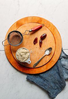 How to Make Hemp Milk! 2 ingredients, SO creamy and delicious #vegan #glutenfree #hemp #dairyfree #plantbased #minimalistbaker #recipe