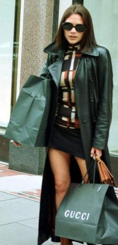 90s Fashion, Runway Fashion, Fashion Outfits, Fashion Killa, Looks Street Style, Poses, Looks Vintage, Photos Du, Adriana Lima